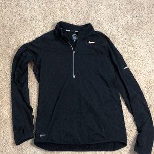 Nike drift men's black popover size M